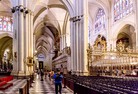 Cathedral of Saint Mary of Toledo, Spain